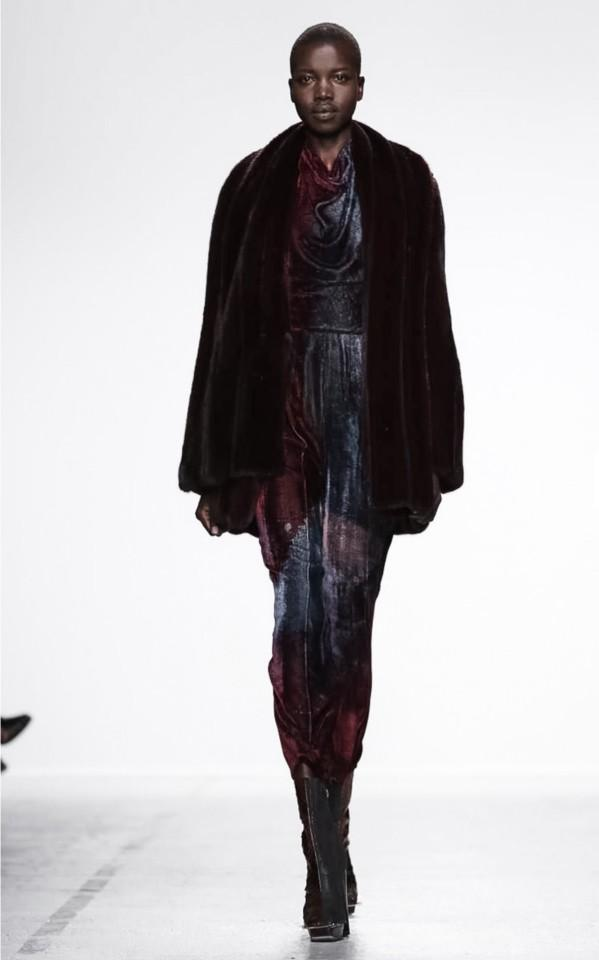 John Galliano F/W 14 Show