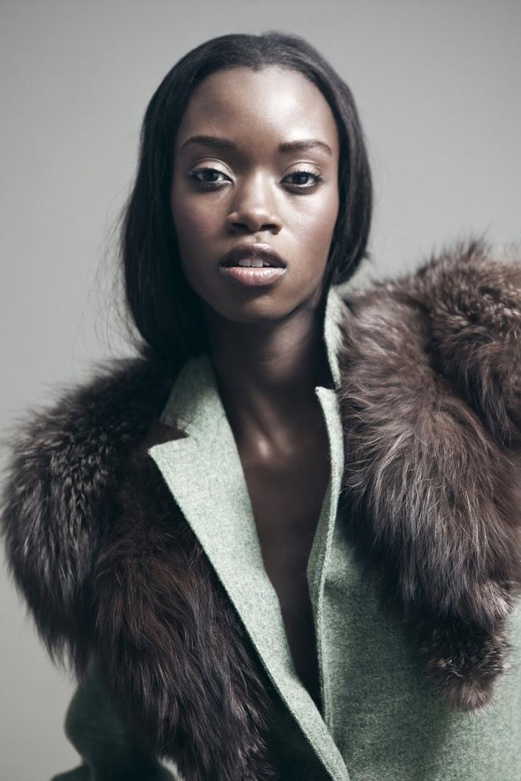 Name : Simone Awor Ethnicity : Ugandan Agency : Ice Model Management Capetown
