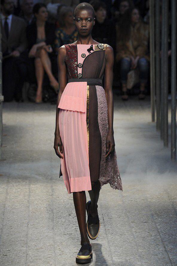 Milan Fashion Week A/W14 Nykhor Paul for Antonio Marras