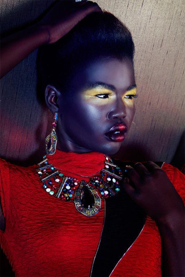 Name : Malaan Ajang Ethnicity : Sudanese Agency :Darley Models