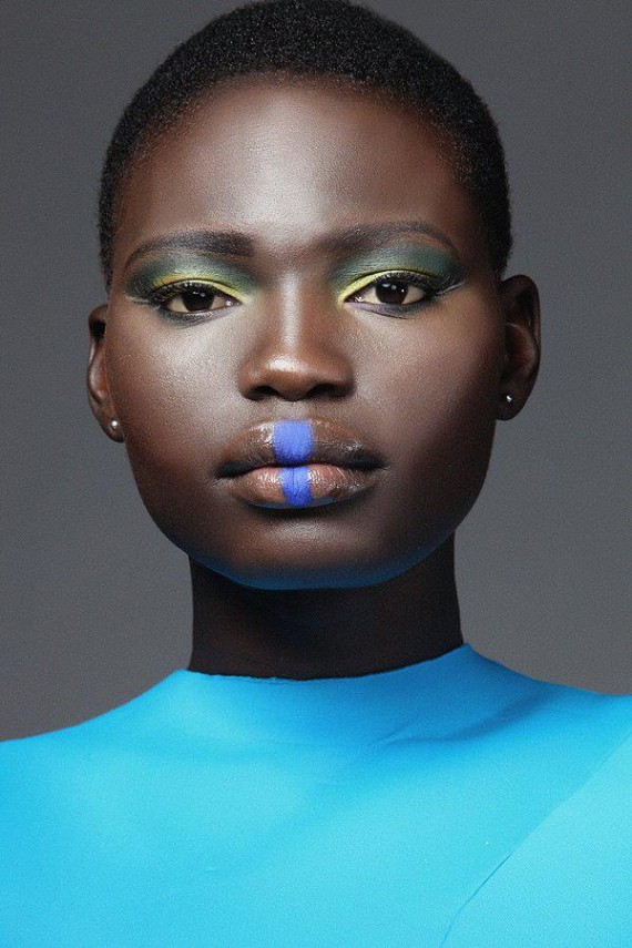 Name : Ayor Makur Chuot Ethnicity : Sudanese Agency : Elite Model NY