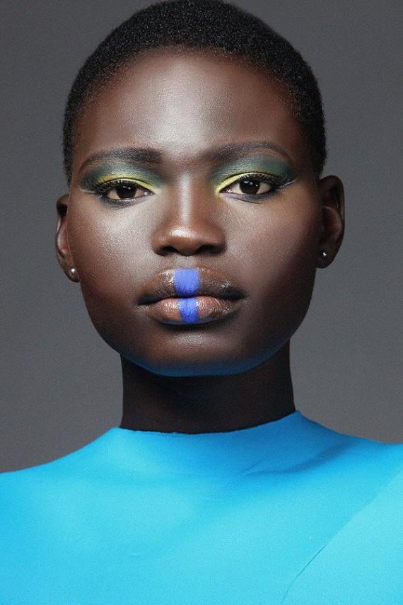 Name : Ayor Makur Chuot Ethnicity : Sudanese Agency : Elite Model NY