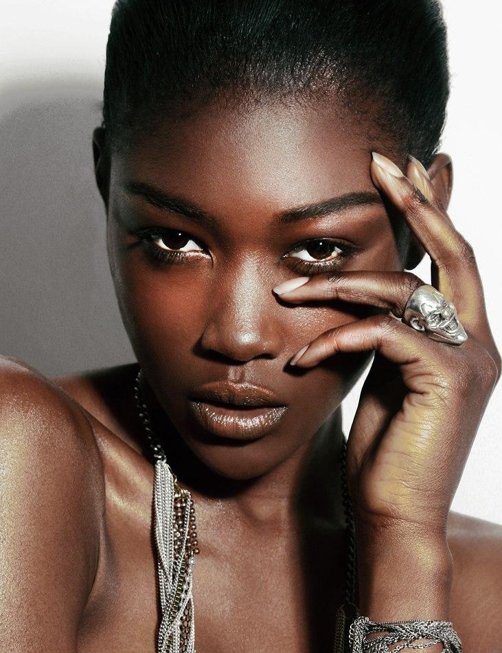Name : Betty Adewole Ethnicity : Nigerian Agency : One Management NY