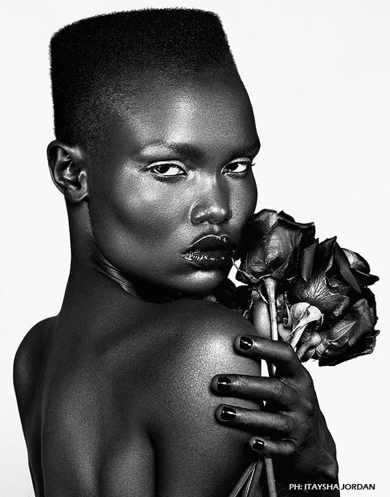 Name : Nyanyai Deng Ethnicity : Sudanese Agency : HOP Models