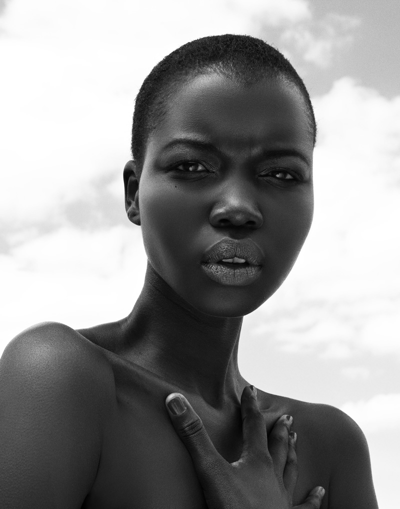 Name : Nykhor Paul Ethnicity : Sudanese Agency : Red Model Management