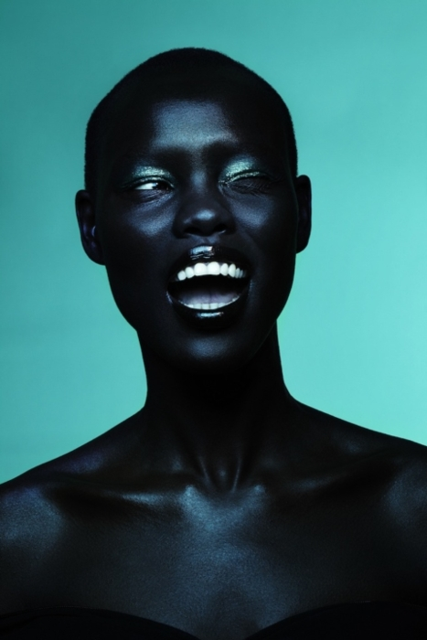 Name : Grace Bol Ethnicity : Sudanese Agency : VM Model Management NY
