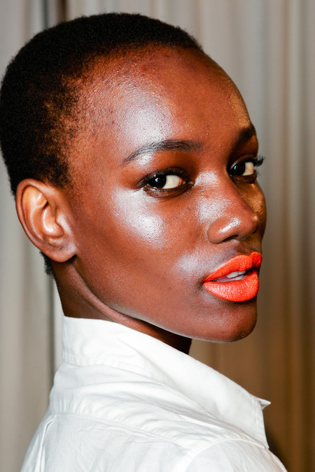 Name : Herieth Paul Ethnicity : Tanzanian Agency : Women Model Management NY