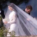 Kim Kardashian   wedding dress is a Givenchy Haute Couture gown