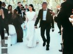 Kim Kardashian wedding pics revealed