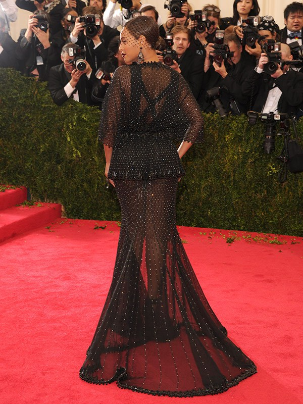 Beyonce in Givenchy