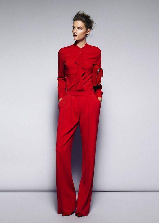 Rezultat slika za monochromatic fashion