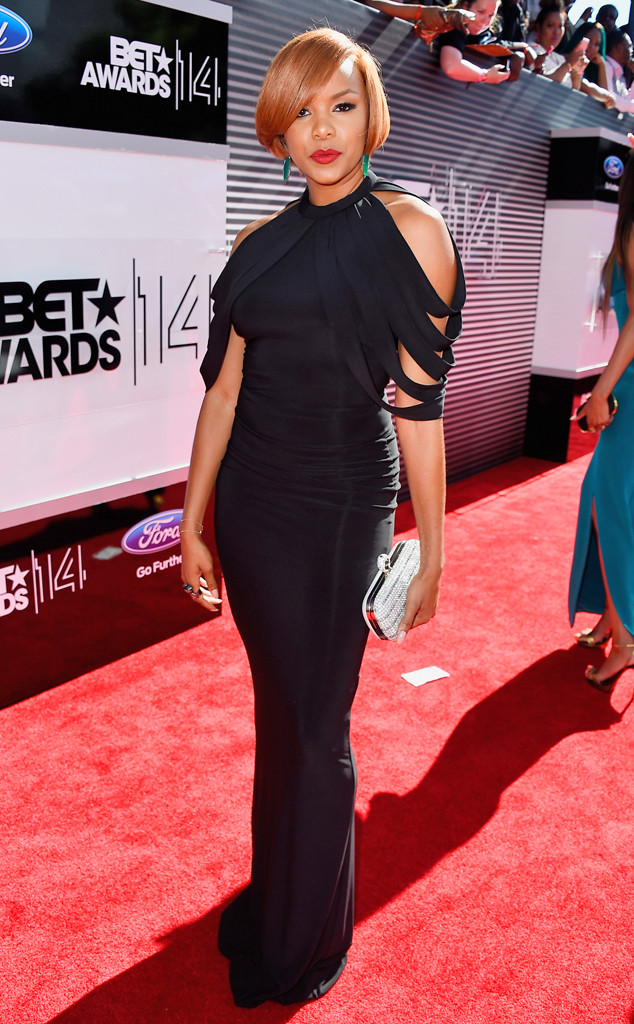 2014 BET Awards: Red Carpet Arrivals LeToya Luckett