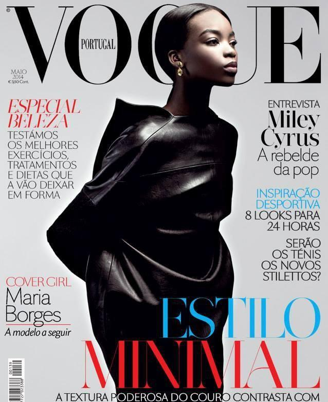 Vogue Portugal May 2014 Cover by Rui Aguiar