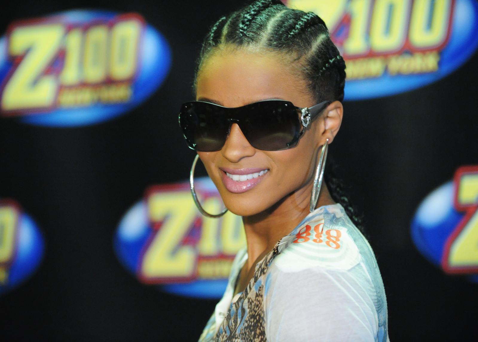 Ciara rocking braids