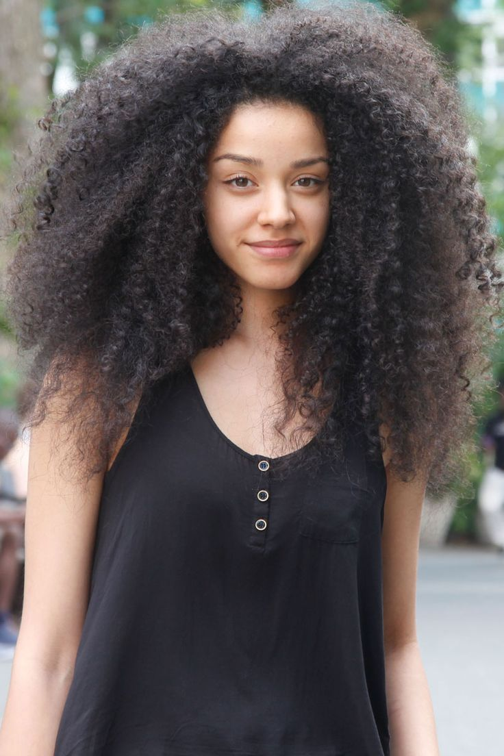 Afro Textured Hair Type Fashionsizzle