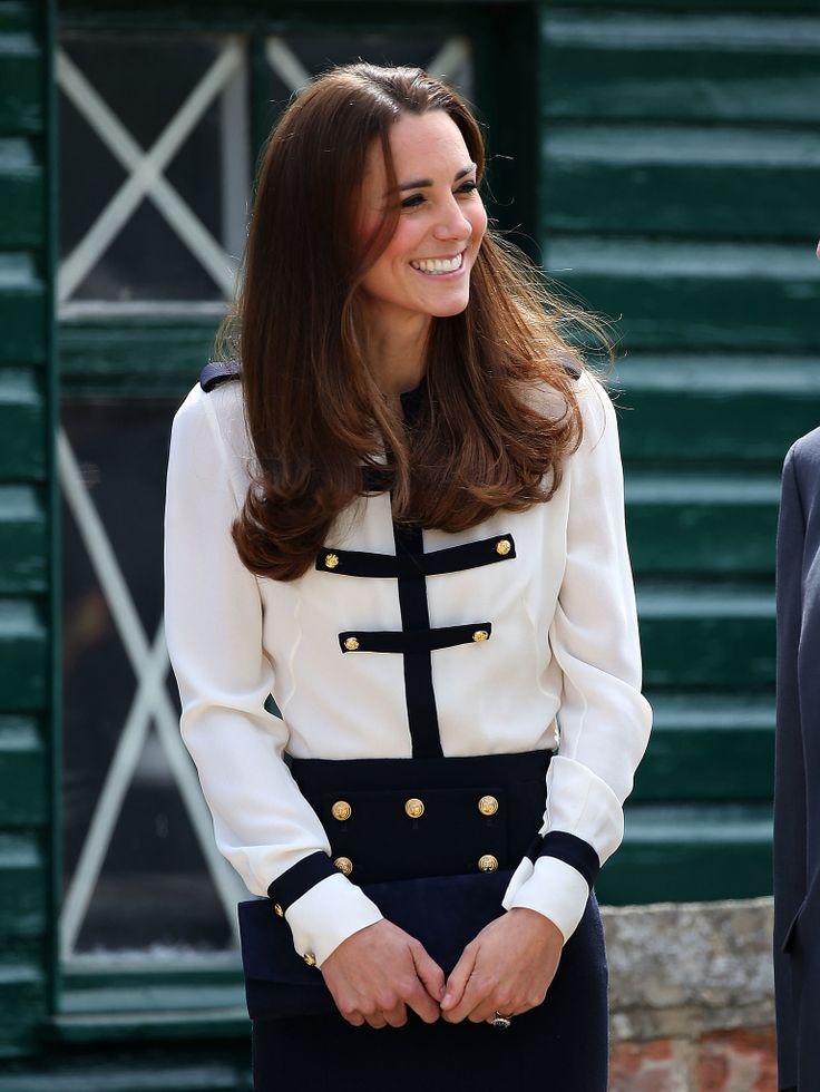Kate Middleton' at Bletchley Park,
