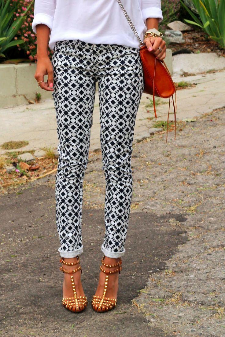 printed-pants