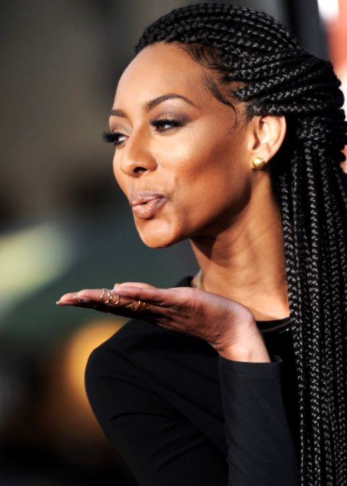 81e9a47f51a28733f71c81fe993f8425 Celebrities rocking  braids