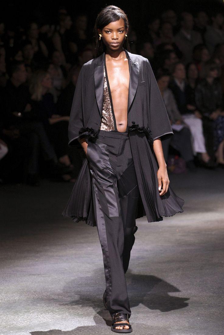Givenchy, SS 2014