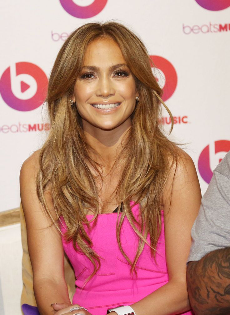 Jennifer Lopez at her album release party in NY