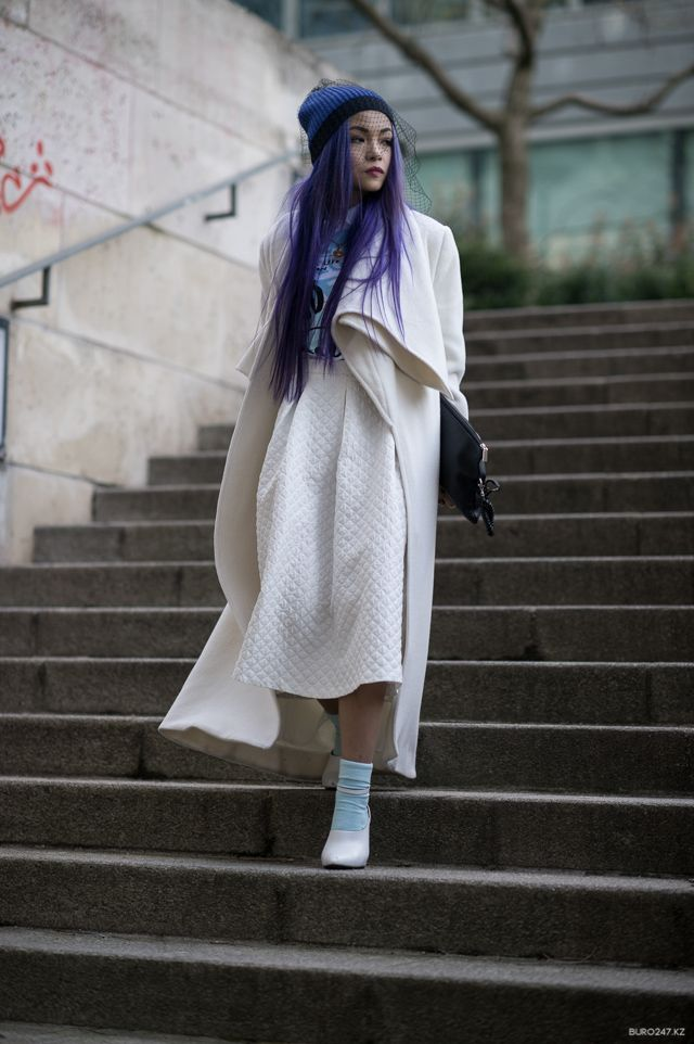Paris Fashion Week autumn winter 2014-15