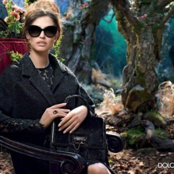 Bianca-Balti-For-Dolce-Gabbanas-Fall-2014-Eyewear-Campaign-2-600×399
