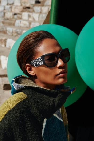 Joan Smalls Star In Missonis Fall Winter 2014 campaign6 400x600 Joan Smalls Stars In Missoni's Fall/Winter 2014  Ad campaign