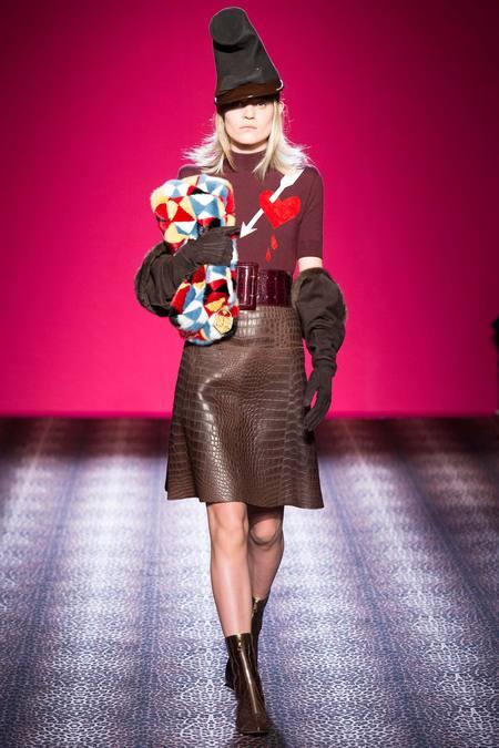 Schiaparelli- Fall -2014- Couture