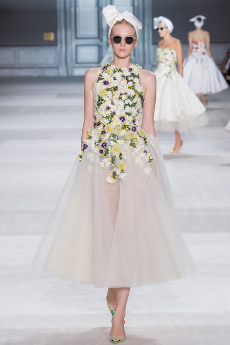 Giambattista - Valli -Fall -2014 Couture