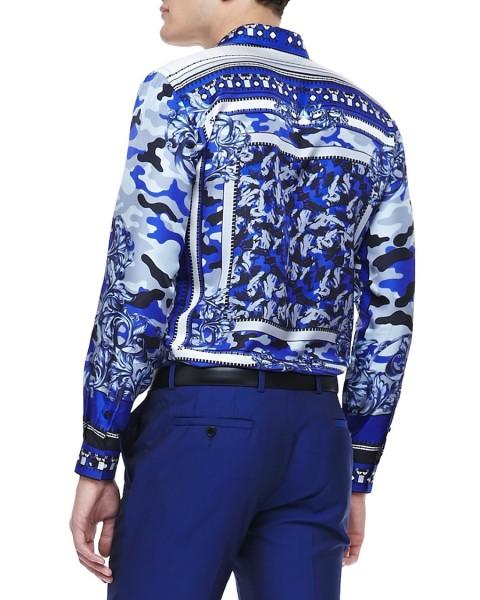 Versace-collection-blue-scarf-camo-print-shirt-2-480x600