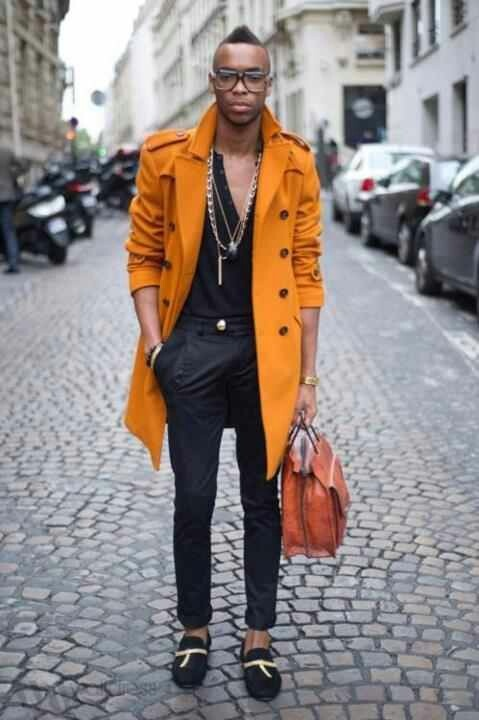 Street Style Black Men Fashionsizzle