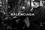 Gisele Bündchen Rocks Short  shaved Hairstyle  for Balenciaga's Fall Campaign