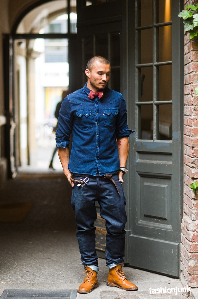 Street style black men fashionsizzle Mens high fashion street style