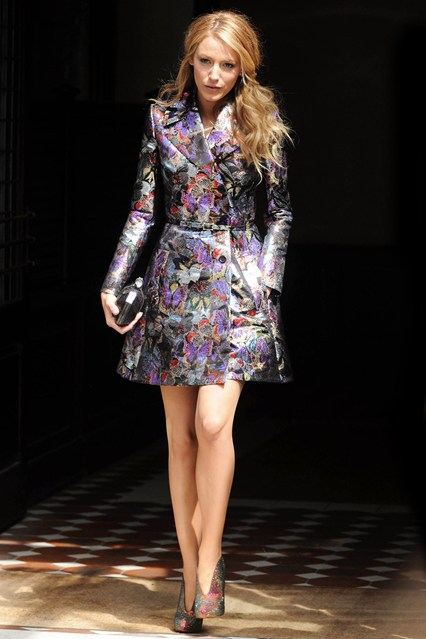 Blake Lively Fashion Style Fashion Sizzle