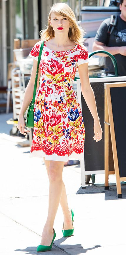 Taylor Swift Fashion Style Fashionsizzle