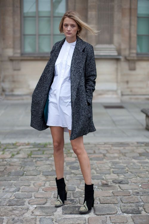 Paris Fashion Week Street Style 2014 Fashionsizzle