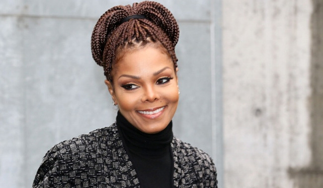 janet jackson braids 2013 Celebrities rocking  braids