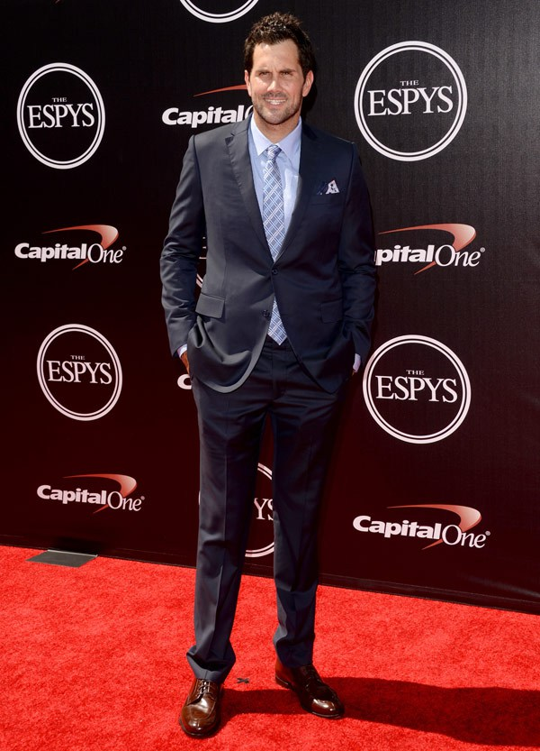 NFL player Matt Leinart attends The 2014 ESPYS at Nokia Theatre L.A. Live on July 16, 2014 in Los Angeles, California. (Photo by Jason Merritt/Entertainment/Getty Images)