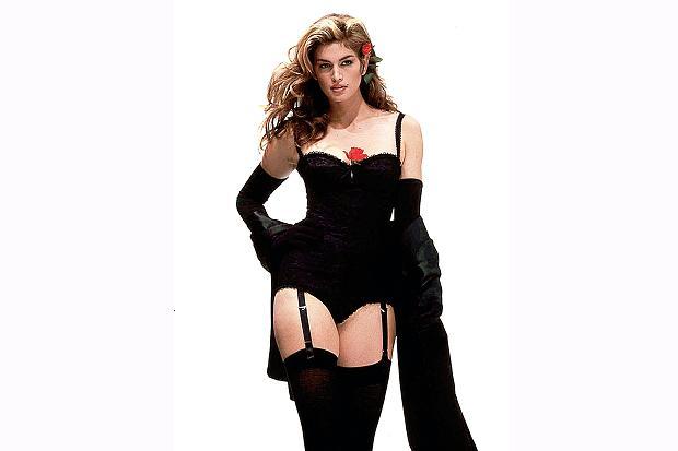 Cindy Crawford Dolce & Gabbana 1992