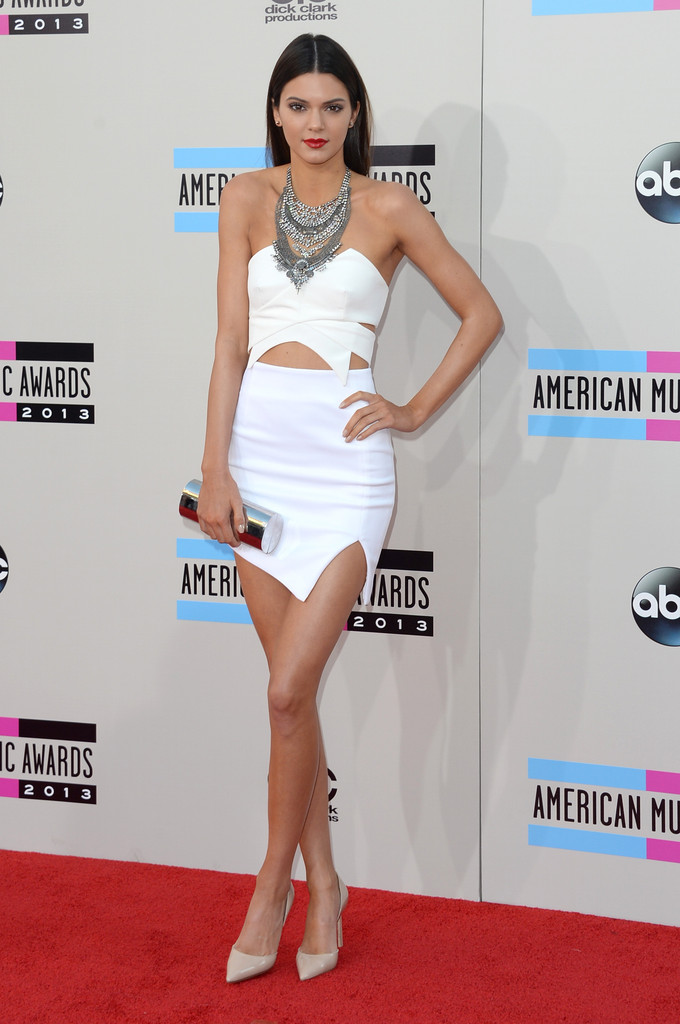 Kendall at the American Music Awards. 2013