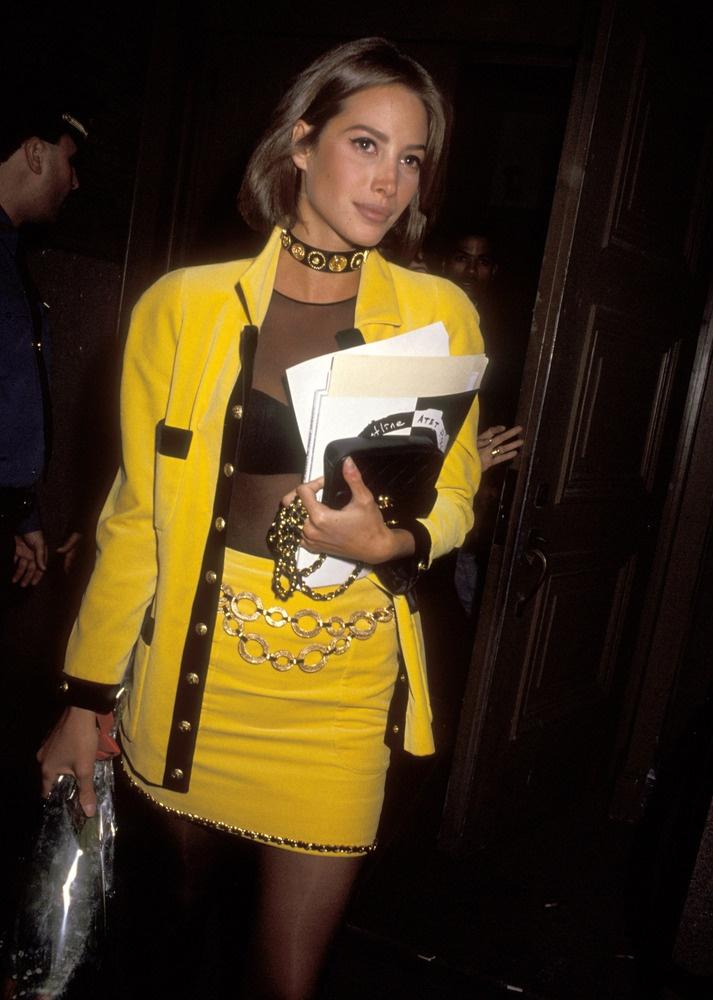 Christy Turlington 1991