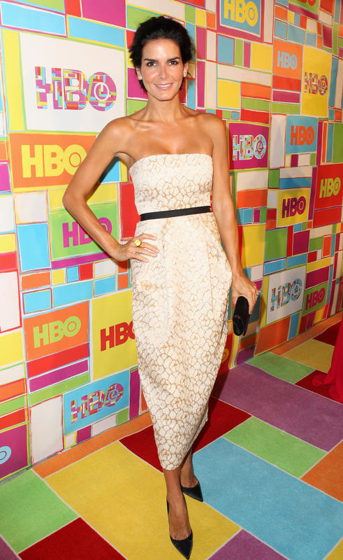 44d7c130 2ce9 11e4 8e84 f3358f8eb7ba 454177426 Angie Harmon attends HBOs Official 2014 Emmy After Party