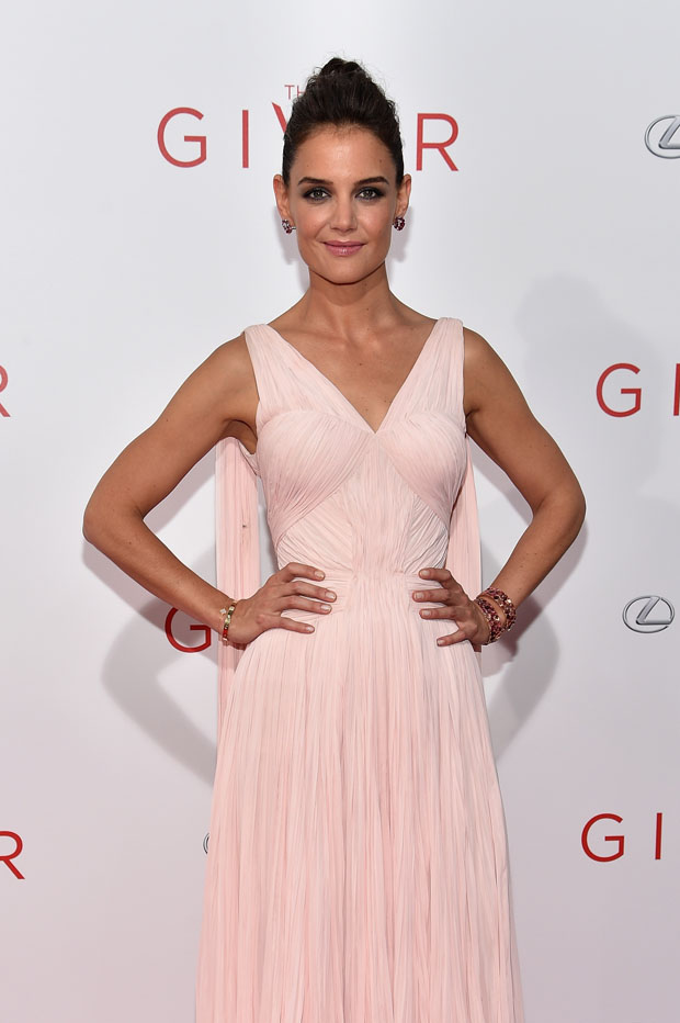 """The Giver"" New York Premiere – Arrivals"