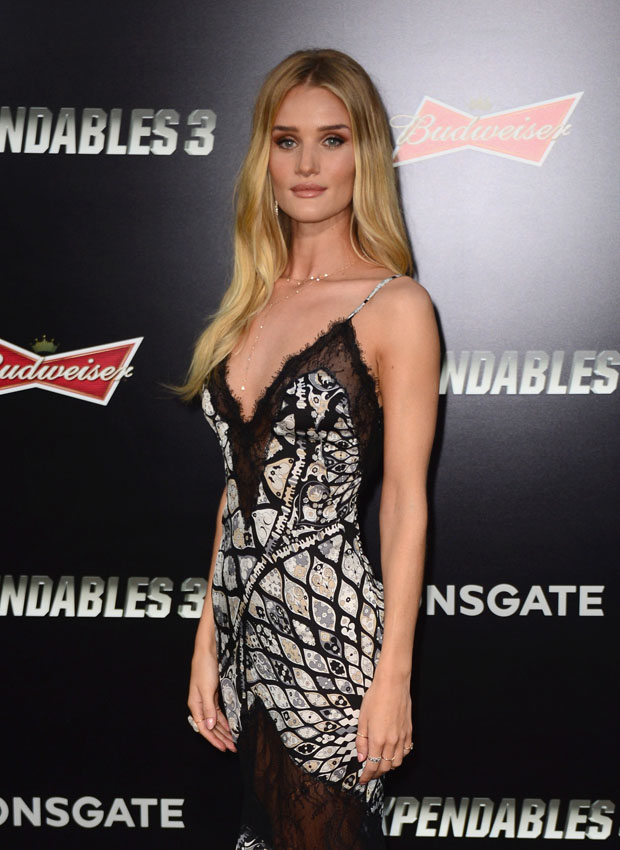 "Premiere Of Lionsgate Films' ""The Expendables 3"" – Arrivals"