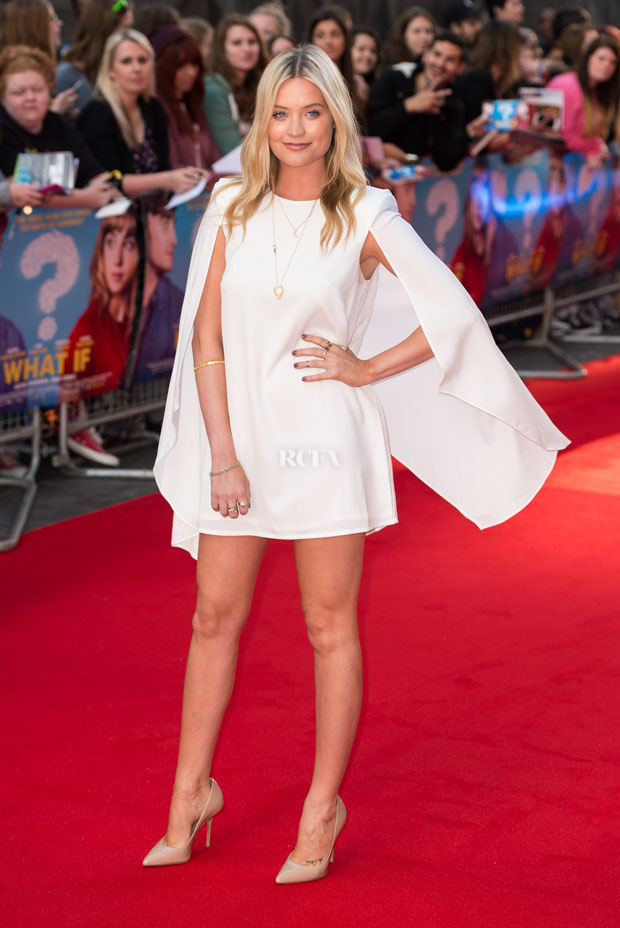 """What If"" - UK Premiere - Red Carpet Arrivals"