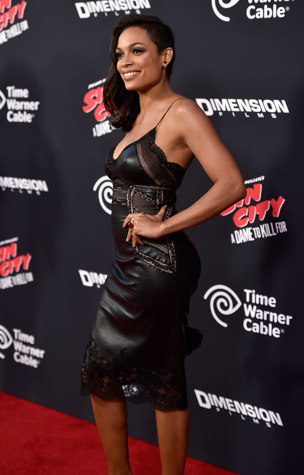 "Premiere Of Dimension Films' ""Sin City: A Dame To Kill For"" - Arrivals"