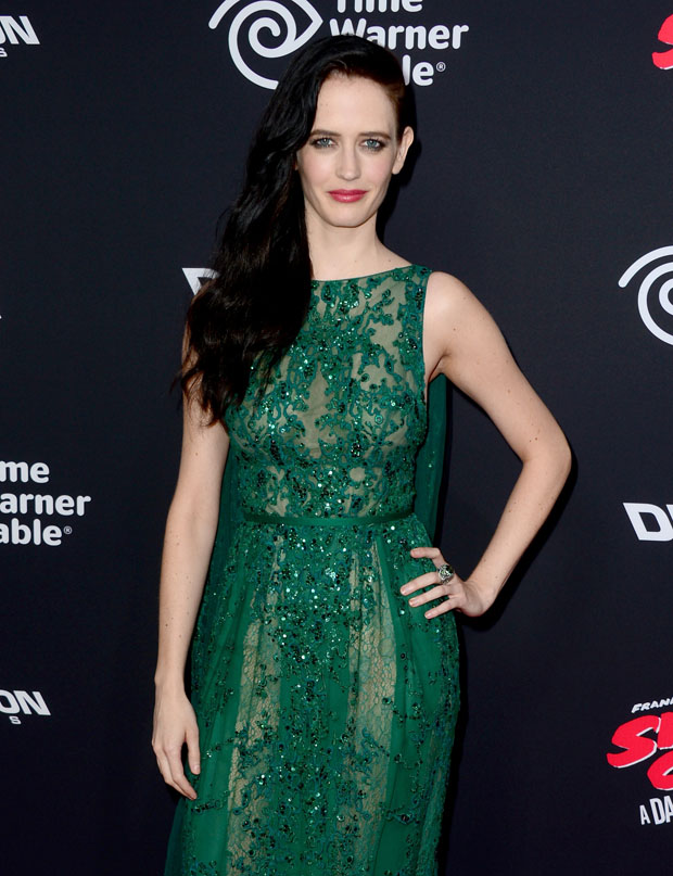"""Premiere Of Dimension Films' """"Sin City: A Dame To Kill For"""" - Arrivals"""
