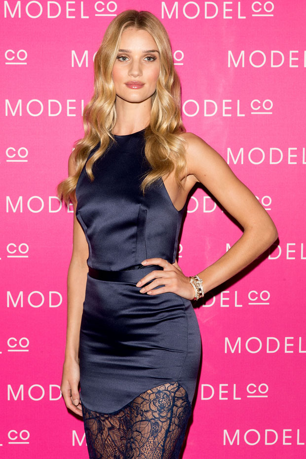 Rosie Huntington-Whiteley Launches ModelCo Natural Skincare Collection In Sydney