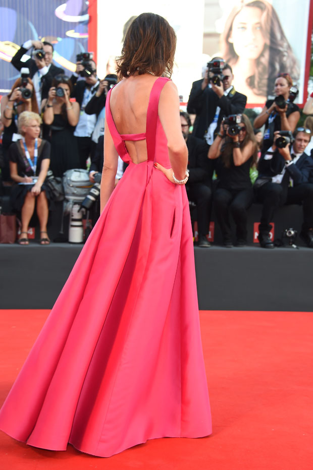 Opening Ceremony And 'Birdman' - Premiere - 71st Venice Film Festival