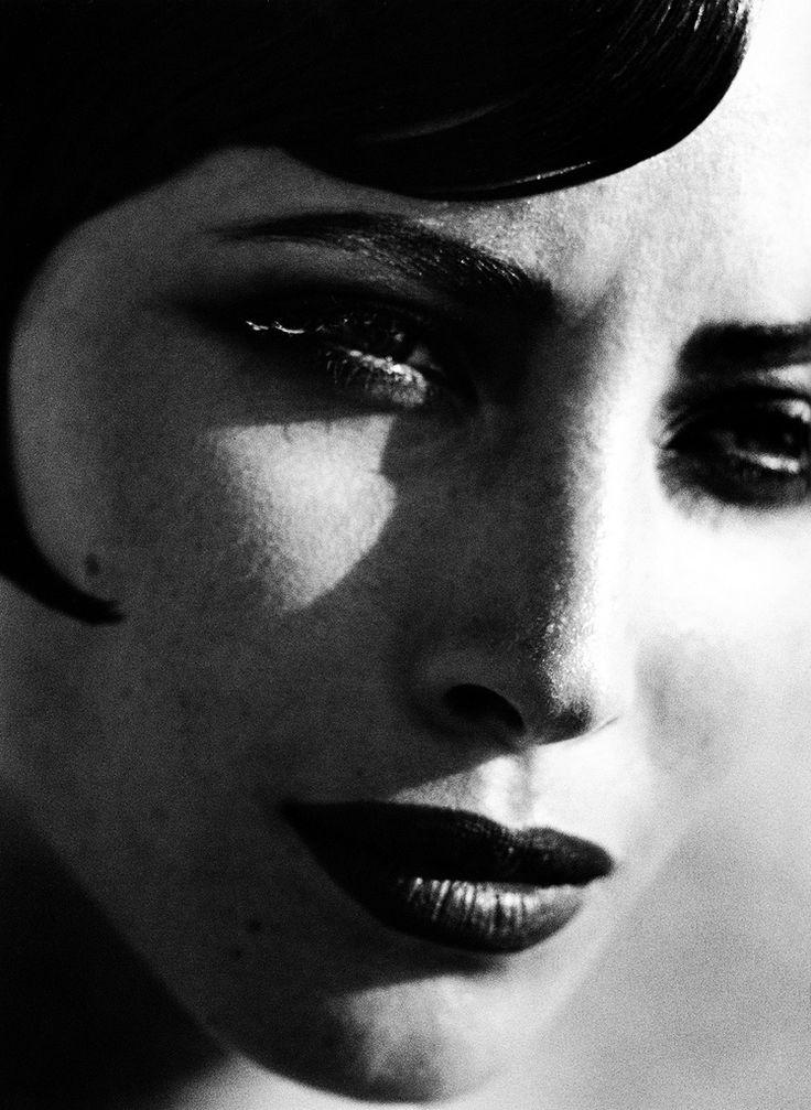 Christy Turlington, 1991 by Peter Lindbergh